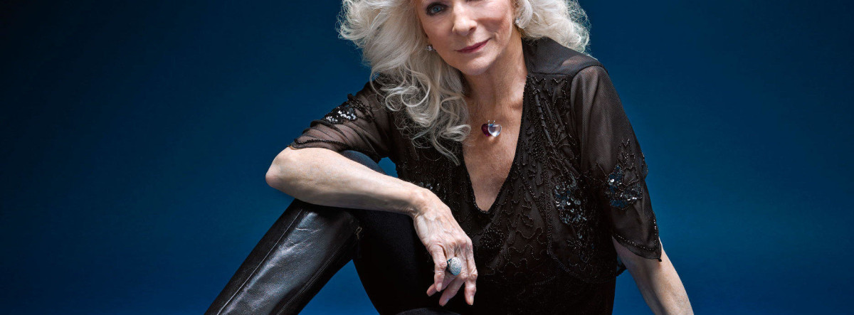 Judy Collins' new album,Strangers Again, finds the timeless pop singer teaming up with a dozen different duet partners