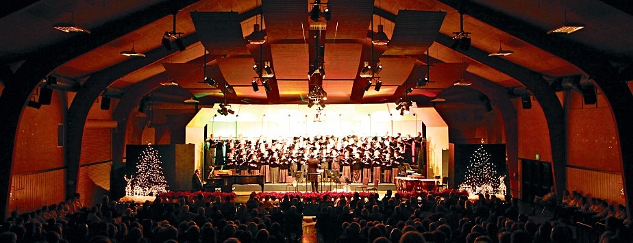 Music in the Mountains Presents: Holiday Pops! Children's Holiday Concert @ The Amaral Festival Center at the Nevada County Fairgrounds
